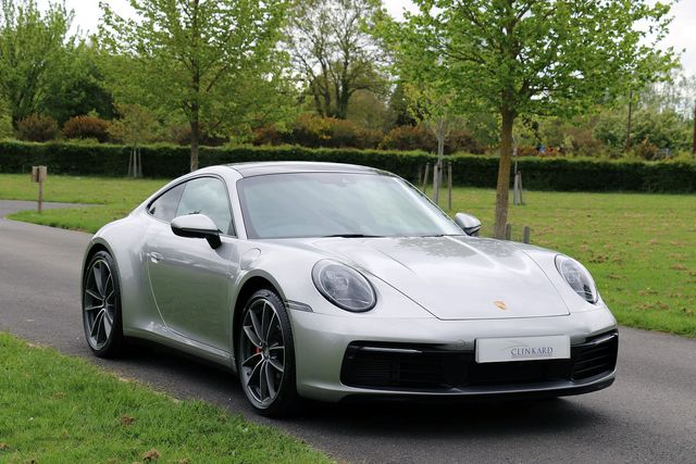 2020 Porsche 911 (992)
