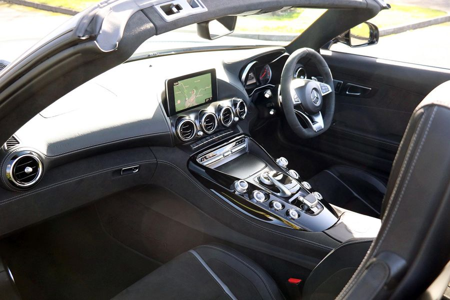 Mercedes AMG GTC Roadster Premium Dynamic Plus