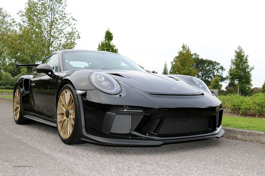 Porsche GT3 RS PDK with Weissach Package