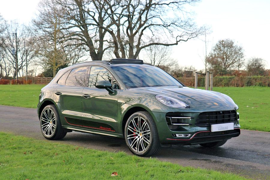 Porsche Macan Turbo Exclusive Performance - One Owner FPSH