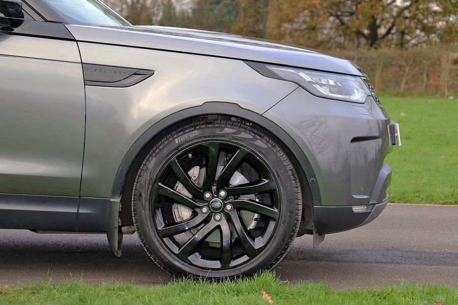 Landrover Discovery Commercial 3.0 HSE 306 VAT Qualifying